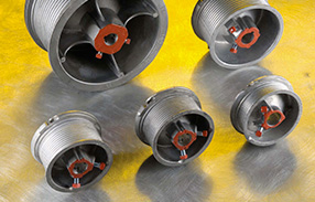 Standard Lift Cable Drums