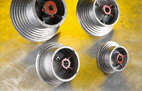 High Lift Cable Drums