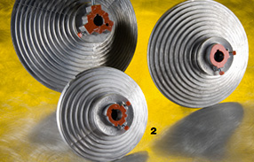 Vertical Lift Cable Drums