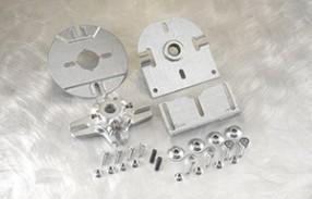 Cast Steel Duplex Fittings